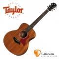 Taylor吉他 美國 Taylor gsmini 旅行木吉他 36吋小吉他 GS Mini MAH桃花心木民謠吉他【Taylor木吉他專賣店/GSMINI/GS-MINI】