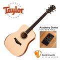 Taylor  A10e 單板 可插電木吉他 Academy 10e 《學院系列Academy Series》 內建調音功能 D桶身/電木吉他/民謠吉他(A10E 附原廠琴袋)台灣公司貨