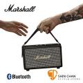 英國 Marshall Kilburn 攜帶式藍牙喇叭/復古經典音箱(經典黑/公司貨)藍芽喇叭