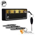 Pluginz 鑰匙圈/LEGATO 英倫經典音箱造型鑰匙座 (4支鑰匙圈/1個鑰匙座)-吉他手最愛文創商品/禮物