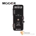 吉他效果器 ► Mooer MICRO DI 平衡訊號轉換器【Direct Input Box】【DI】