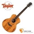 Taylor吉他 Taylor GS Mini-e KOA FLTD 限量KOA(全夏威夷相思木)可插電民謠吉他(附Taylor gsmini原廠吉他袋)台灣公司貨/36吋小吉他