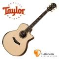 Taylor 916ce 全單板 可插電民謠吉他 美廠 附原廠硬盒【916-ce/木吉他/GS桶身】