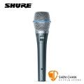 Shure Beta87a 電容式 超心形 人聲專用麥克風 原廠公司貨 一年保固【Beta-87a】