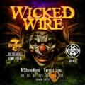 吉他弦►Kerly 冰火弦 KXW7-1058 美製7弦電吉他套弦 Wicked Wire系列 (10-58)