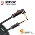 Daddario PW-AGLRA-10 美製吉他導線 10呎(一直頭一L頭) 300公分 內建K開關【電木吉他/電吉他/電貝斯/所有樂器皆適用】