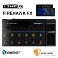 line 6綜合效果器 ► LINE6 FIREHAWK FX 旗效果器/高階綜效 / 吉他綜合效果器(支援蘋果IOS與Android/手機平板 App)贈原廠變壓器