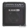 Line6 LD-15 貝斯專用音箱(15瓦) 內建許多效果器 超完美音色【LD15】