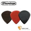 Dunlop 471R3 彈片Pick (三片組)【吉他專用/貝斯專用/Max-Grip™ Jazz III】