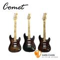 Comet 慧星 CST-TUM 琥珀 電吉他 贈電吉他袋、Pick、吉他背帶、導線、琴布【comet guitar專賣店/電吉他品牌】