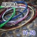 AURORA 美國進口藍色民謠弦(11-50)【吉他弦專賣店/進口弦】