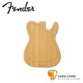 Fender 原木砧板 TELE CUTTING BOARD 電吉他造型砧板/切菜板