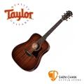 Taylor 320 全單板 桃花心木 民謠吉他 美廠 附原廠硬盒【DN桶身/木吉他】