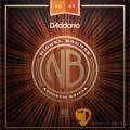 D'Addario NB1047 鎳銅民謠吉他弦 (10-47)【吉他弦專賣店/進口弦/NB-1047/DAddario】