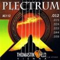 Thomastik Infeld 奧地利手工 民謠吉他弦 (Plectrum系列: AC112(12-59) 民謠吉他弦【進口弦專賣店/AC-112/手工弦】