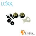 LOXX E-B-VICTORIAN 暗黑維多利亞 電吉他/電貝斯專用安全背帶扣 德國製