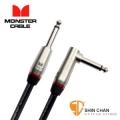 導線 ▷ Monster P600-I-6A  吉他專用導線 一直頭一L頭 180公分