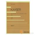 凱薩 小提琴練習曲1