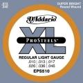 D'Addario EPS510電吉他弦(10-46)【進口弦專賣店/電吉他弦/EPS-510/DAddario】