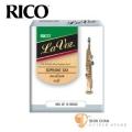 竹片►美國 RICO La Voz 高音 薩克斯風竹片  Medium Soft (2號)  Soprano Sax (10片/盒)