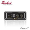 Shadow SH NFX EQ-T UK 烏克麗麗專用拾音器【Nanoflex拾音技術/板載前置擴大/音量及音質調整/內建調音器】