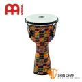 Meinl FMDJ2-M-F 旅行系列-金杯鼓10吋(M)玻璃纖維製/合成皮/機械調整 Djembes