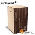 德國 Schlagwerk 斯拉克貝克 CP585 木箱鼓 Super Agile響線技術 Super Agile Cappuccino 原廠公司貨【cp-585】
