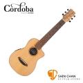 Cordoba 美國品牌 SM-CE 30吋 可插電 單板 古典旅行吉他 附琴袋 擦琴布