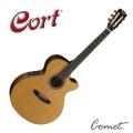 Cort CEC7 可插電切角古典吉他【玫瑰木/單板古典吉他/CEC-7】