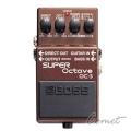 BOSS OC-3 超級八度音效果器 【Super Octave/OC3/電吉他貝斯BASS效果器】
