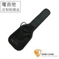 電吉他專用琴袋 G66 /仿皮輕體盒/加厚輕便/可雙肩背【防潑水輕巧設計】